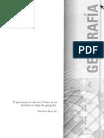 Guía Geografía para UNAM