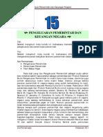 Modul 5 Pengeluaran Pemerintah dan Keuangan Negara.pdf