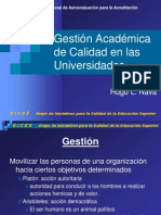Gestion Academica de Calidad Umsa