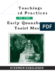 Eskildsen Stephen. the Teachings and Practices of the Early Quanzhen Taoist Masters 283p