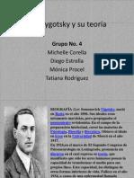 Lev Vygotsky, Teoría Constructivista