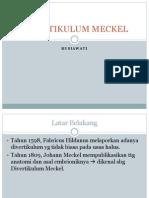 Ref Divertikulum Meckel