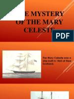 The Mystery of the Mary Celeste