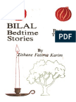 Bilal's Bedtime Stories Part Three