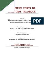 LES TEMPS FORTS DE L'HISTOIRE ISLAMIQUE (2ème partie)