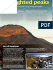 Tips - Mountain Landscapes 2 - Highlighted Peaks