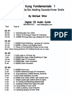 Michael Winn - Chi Kung Fundamentals 1 - CD Audio Guide