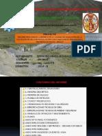 """PROYECTO """"RECONSTRUCCION DE LA REPRESA EN LA LAGUNA DE YANACOCHA DE LA LOCALIDAD DE VILLA DE PASCO, DISTRITO DE FUNDICION DE TINYAHUARCO, PROVINCIA DE PASCO – PASCO"""""""