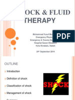 Shock & Fluid Therapy KSKB