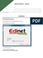 EDInet Connector