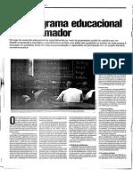 Um Programa Educacional Transformador