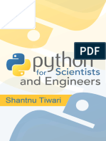 Python for Scientists and Engin - Shantnu Tiwari
