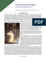 San Serafin de Sarov, Vida y Enseñanzas.J.a.G.H