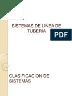 Sistemas de Linea de Tuberia en Paralelo