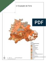 Municipios_Maciço_Baturité_Uso e Ocupação Da Terra