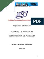 Manual de Practicas Electronica de Potencia Teth Azrael Cortes Aguilar