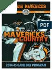2014/2015 Mavericks Issue #2