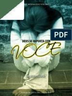 Livro eBook Deus Se Importa Com Voce