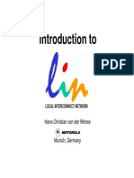 Introduction to Lin