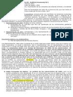 Análisis Documental - Historia Argentina I