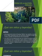 Mitos y leyendas de la selva peruana