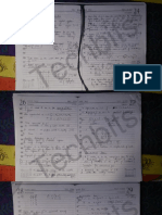 Digital Electronics Hand Written Notes Made Easy