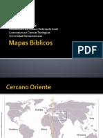 Geografía Cercano Oriente Biblia