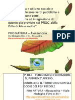 20141227_comune_alessandria_aree_verdi_pronaturaal.ppt