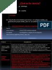Ciencia Metodos y Epistemologia 1