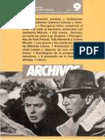 Archivos de La Filmoteca n 9