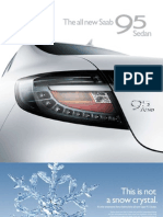 2010 Saab 9-5 Informational Brochure
