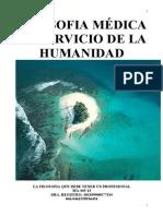 Filosofia Medica Al Servicio de La Humanidad-Dr.I Cobo