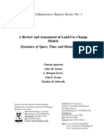 A review and Assessment of Land-use Change Models