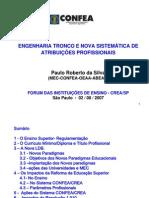 CREA SP Forum Inst. Ensino 02-08-2007