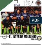 Guía Táctica Inter Mourinho
