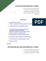 APUNTES PARA UNA TEOLOGÍA NEGRA DE LA TIERRA.doc