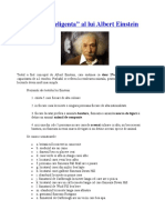 Test Einstein
