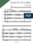 cocierto violin