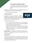 Analisis de Manual de Diseã'o de Puentes