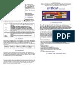 Synthcart Manual
