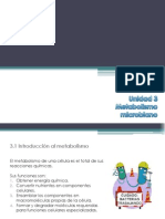 Unidad 3 Metabolismo Microbiano (1)