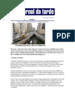 Jornal Da Tarde - Urbanistas Pedem o Fim Do Minhocão
