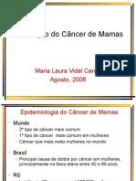 Câncer de Mama (1ªprova)
