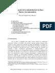Platon y Matematicas