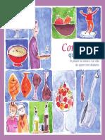 Livro Comida Que Cuida 2 - Diabetes