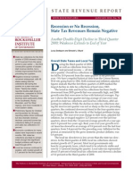 State Revenue Report