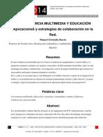 Convergencia Multimedia y Educacion