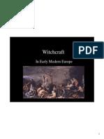 Witchcraft HST 112