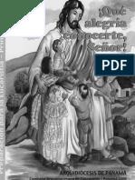 Preparacion de La Eucaristia Nivel I - Que Alegria Conocerte Señor