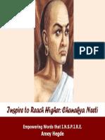 Chanakya Neeti by Amey Hegde